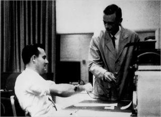Milgram Experiment5