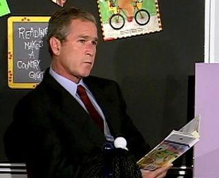 George-Bush-reading-My-Pet-Goat