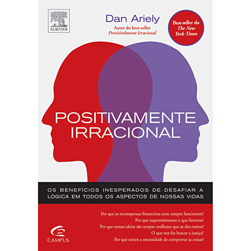 The Upside of Irrationality - Positivamente Irracional