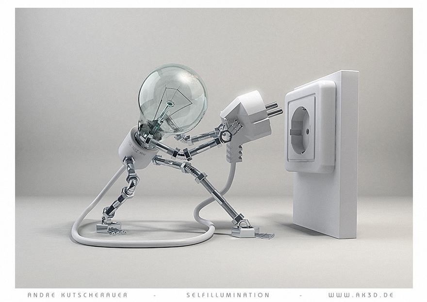 Auto iluminado by Kutsche