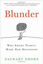 Blunder why smart people