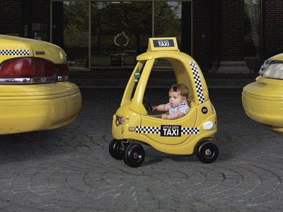 Taxista mirim 2
